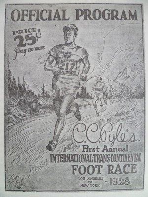 Photo Bunion Derby Poster